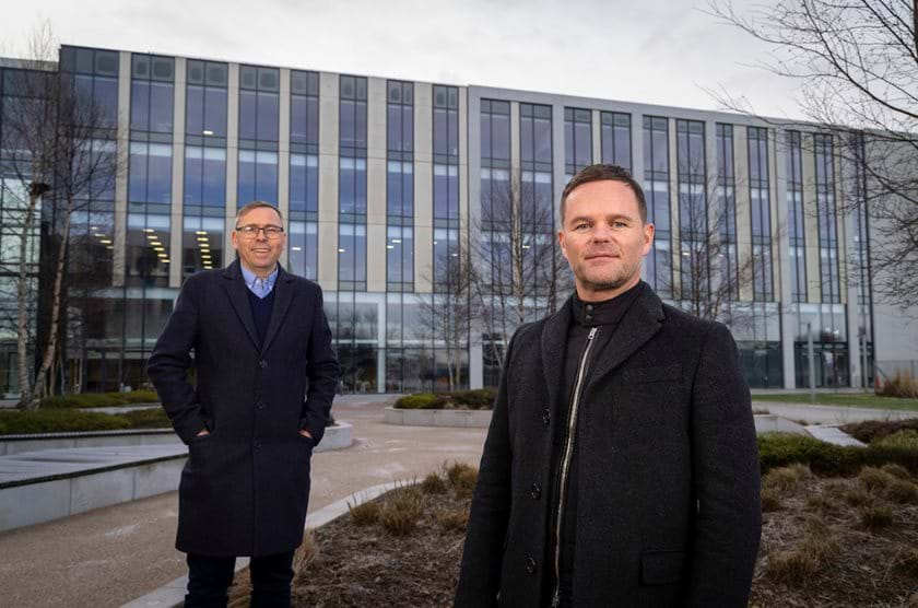 TWMA's move to new global HQ in Aberdeen to support growth plans and new technology roll outs.